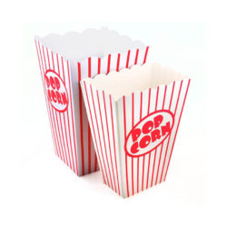 Custom Popcorn Packaging Boxes