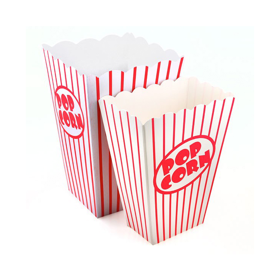 Custom Popcorn Packaging Amp Popcorn Boxes Refine Packaging
