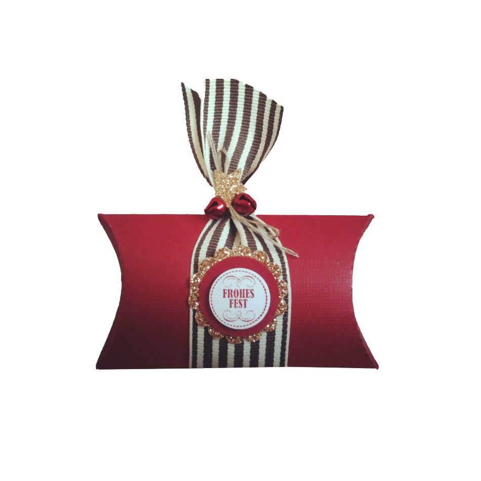Gift Pillow Boxes