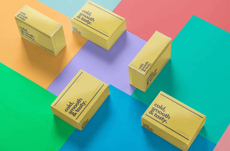 design custom product packaging inspiration