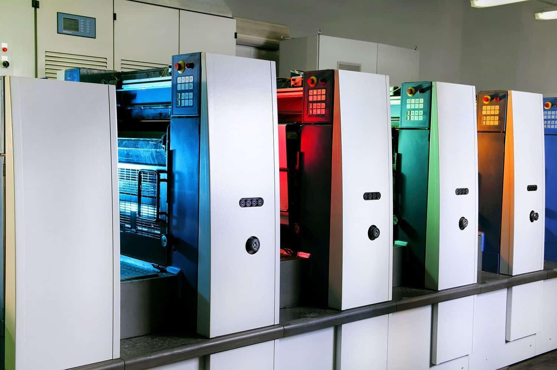 difference benefits drawbacks offset vs digital printing