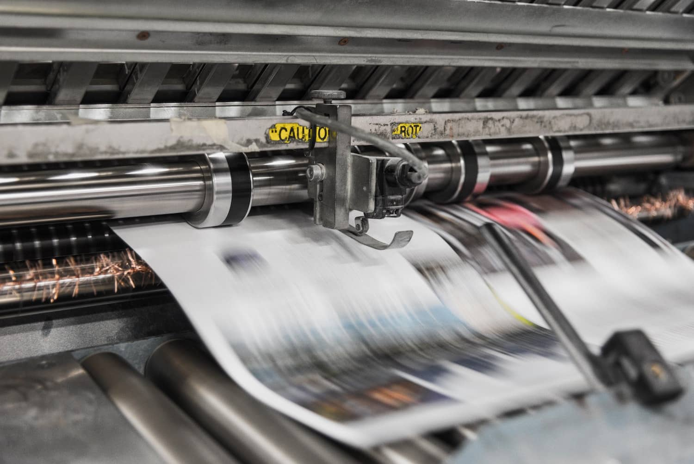offset printing manufacturer