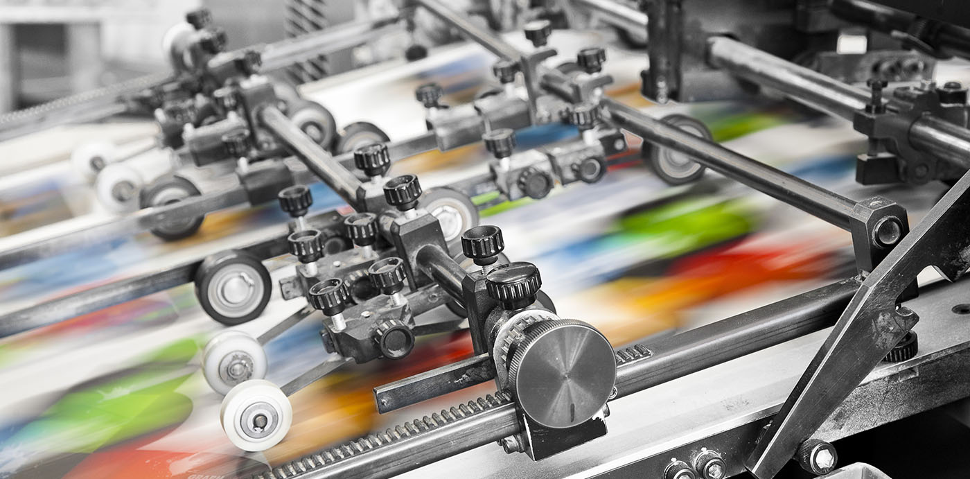 types of die cutting processes printing