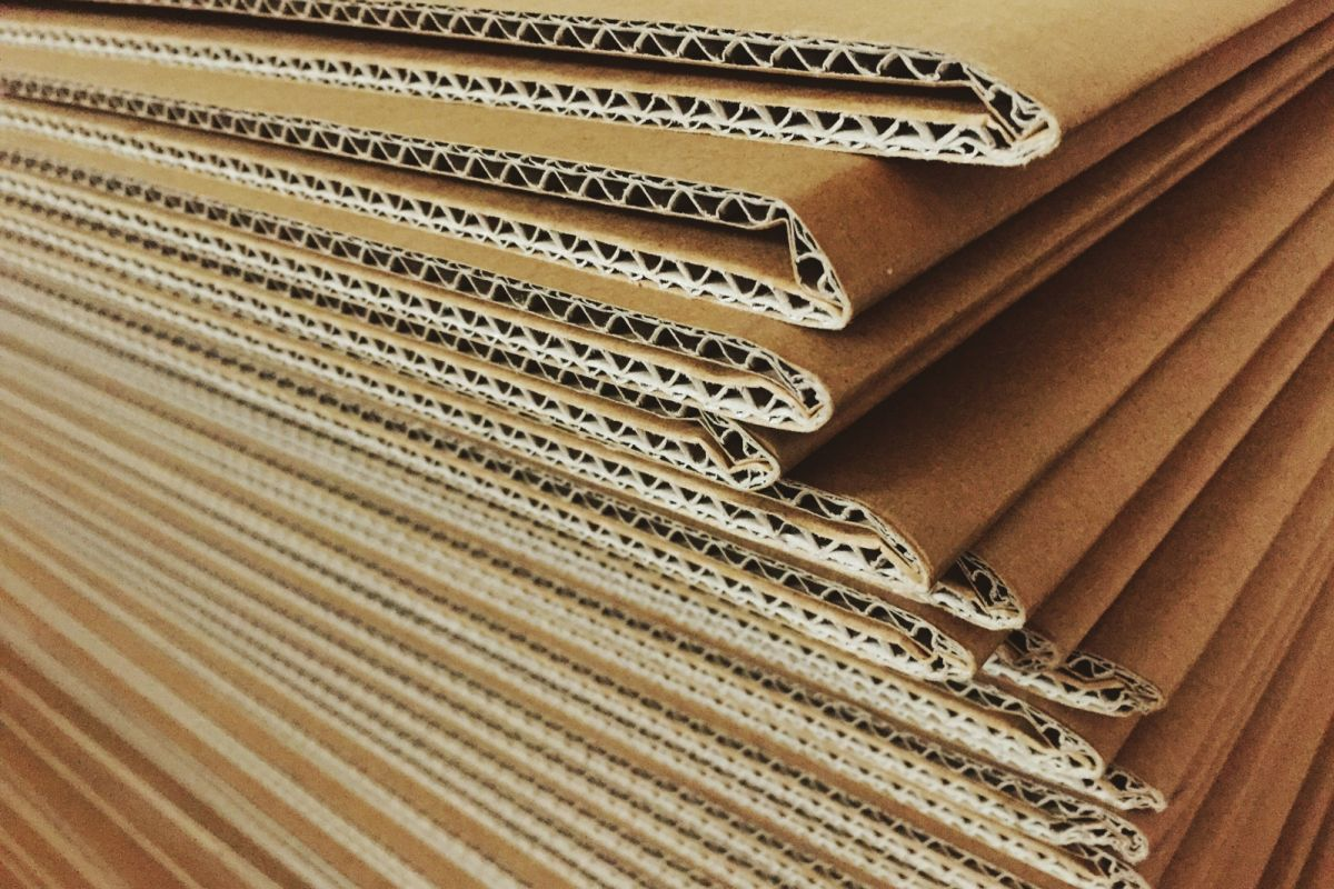 what is corrugated packaging